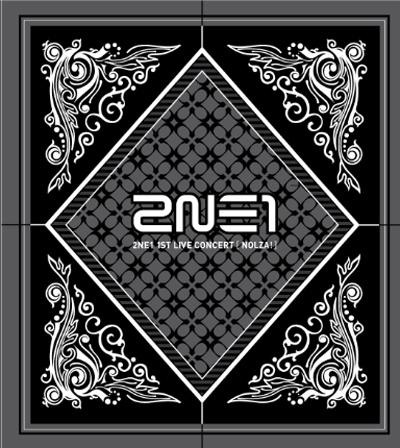 2NE1 NOLZA FIRST LIVE CONCERTCD