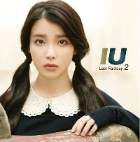 IU 2nd Album Last Fantasy Normal Edition CD + POSTER