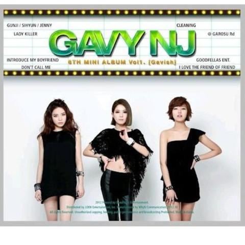 GAVY NJ's Vol. 6 Part. 1 – GAVISH CDALBUM