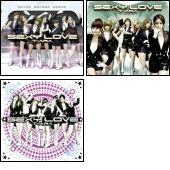 PRE-ORDER T-ARA's SEXY LOVE (JAPANESE VERSION) [TYPE A]/ [TYPE B]/ NORMALEDITION