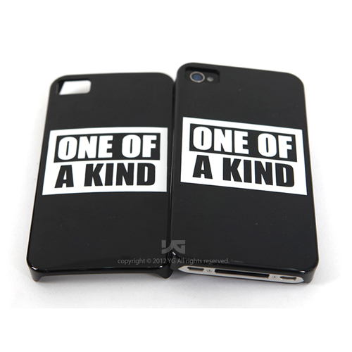 PRE-ORDER G-DRAGON'S FIRST MINI ALBUM 'ONE OF A KIND' IPHONE CASE