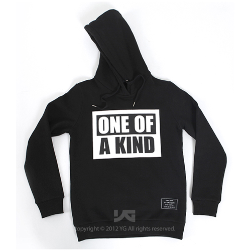 PRE-ORDER G-DRAGON'S 'ONE OF A KIND' HOODIE