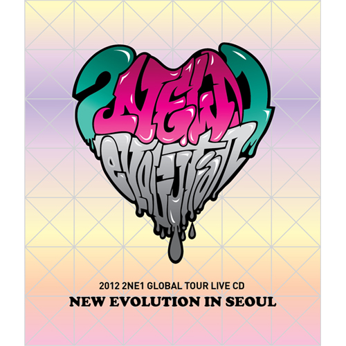 PRE-ORDER 2012 2NE1 GLOBAL TOUR LIVE CD [NEW EVOLUTION]