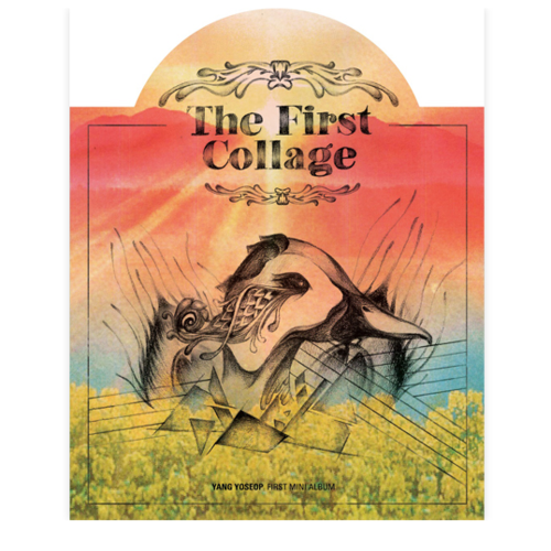 YANG YOSEOP'S FIRST MINI ALBUM, 'THE FIRST COLLAGE'