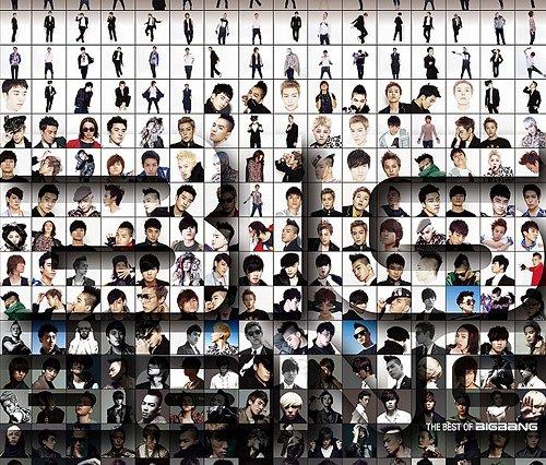 PRE-ORDER The Best Of BIGBANG CD + DVD ALBUM [LIMITEDEDITION]