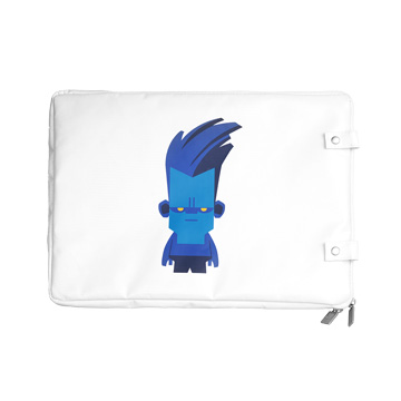 PRE-ORDER JYP 3D Character Line NotebookPouch
