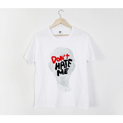 PRE-ORDER EPIK HIGH'S 2012 99 'DON'T HATE ME' T-SHIRT.