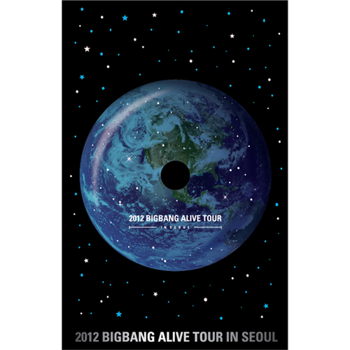 PRE-ORDER BIGBANG's LIVE CONCERT DVD [ALIVE TOUR IN SEOUL]