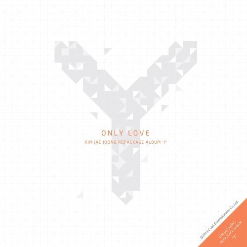 Kim Jae Joong Repackage Album Y
