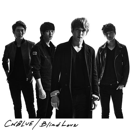 CNBlue Blind Love limited edition A