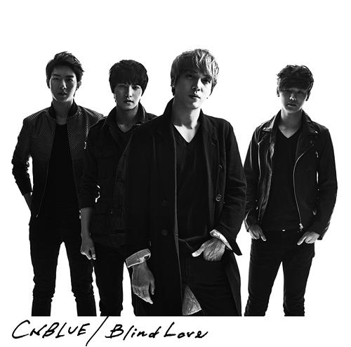 CNBlue Blind Love limited edition B