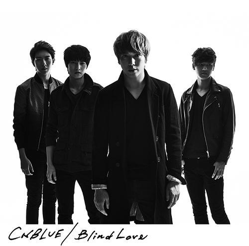 CNBlue Blind Love regular edition