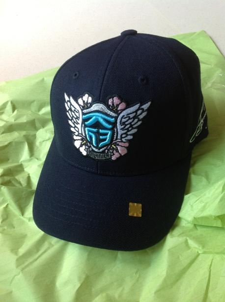 IGAB Jessica's cap