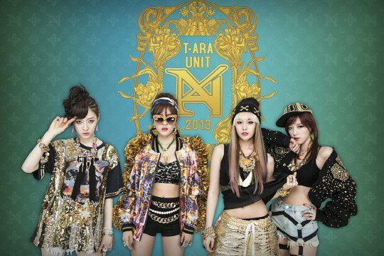 PRE-ORDER T-ARA N4 'THE COUNTRY DIARY MINI ALBUM VOL. 1