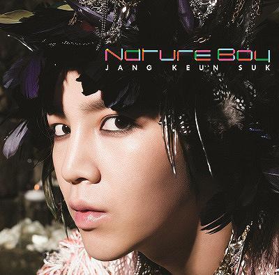 PRE-ORDER JANG KEUN SUK 2ND ALBUM 'NATURE BOY' (REGULAR EDITION/LIMITEDEDITION)
