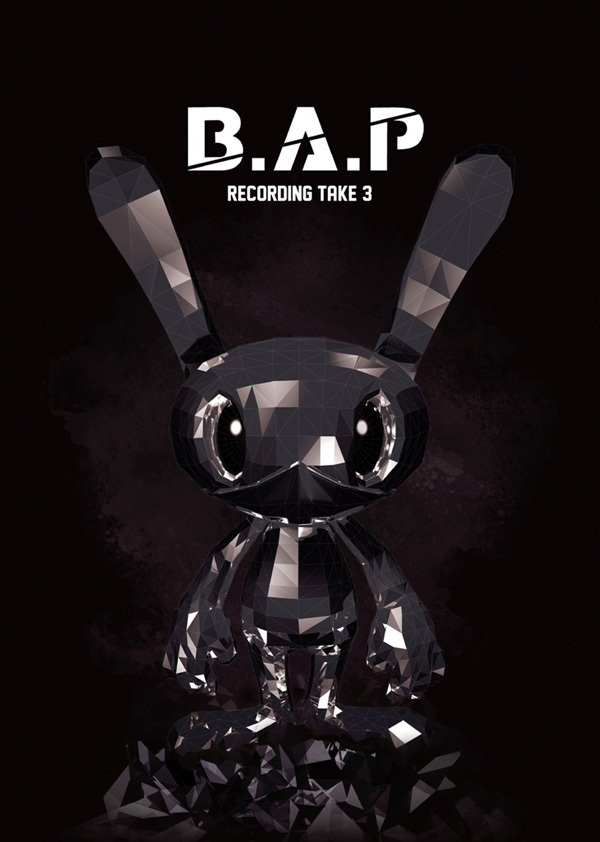 PRE-ORDER B.A.P RECORDING TAKE 3 PHOTOBOOK