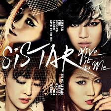 SISTAR VOL.2 GIVE IT TO ME ALBUM