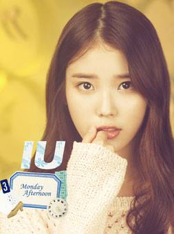 PRE-ORDER IU'S JAPANESE ALBUM 'MONDAY AFTERNOON'