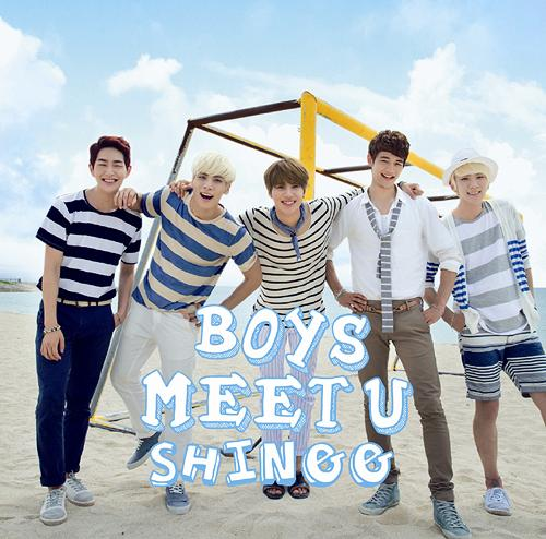 Boys Meet U Single Regular Edition CD