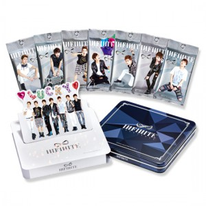 PRE-ORDER OFFICIAL INFINITE MERCHANDISES [LIMITED EDITION]
