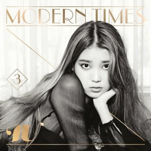 PRE-ORDER IU'S VOL. 3 'MODERN TIMES'ALBUM