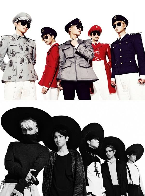 PRE-ORDER SHINEE'S ALBUM 'EVERYBODY' VOL. 5