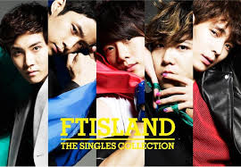 PRE-ORDER FTISLAND- THE SINGLES COLLECTION (Korea Version)