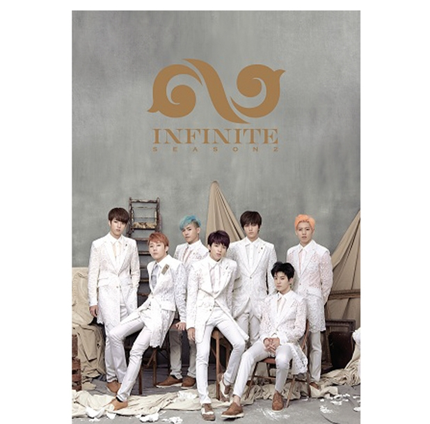 PRE-ORDER INFINITE SEASON 2 ALBUM