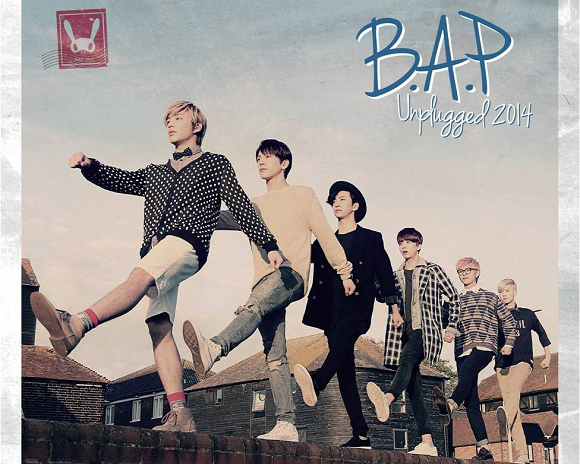 PRE-ORDER B.A.P. SINGLE ALBUM VOL. 4- UNPLUGGED