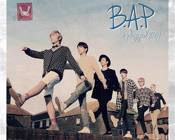 PRE-ORDER B.A.P. SINGLE ALBUM VOL. 4-UNPLUGGED