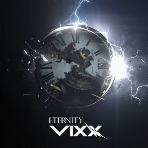PRE-ORDER VIXX – Eternity (4th Single) CD ALBUM